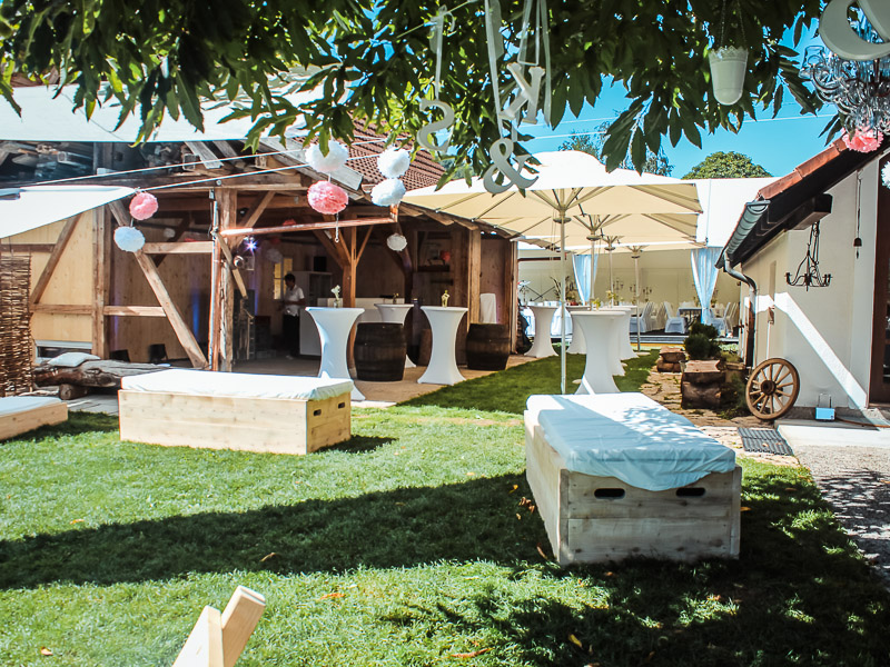 Eventtrend Hochzeit Im Eigenen Garten